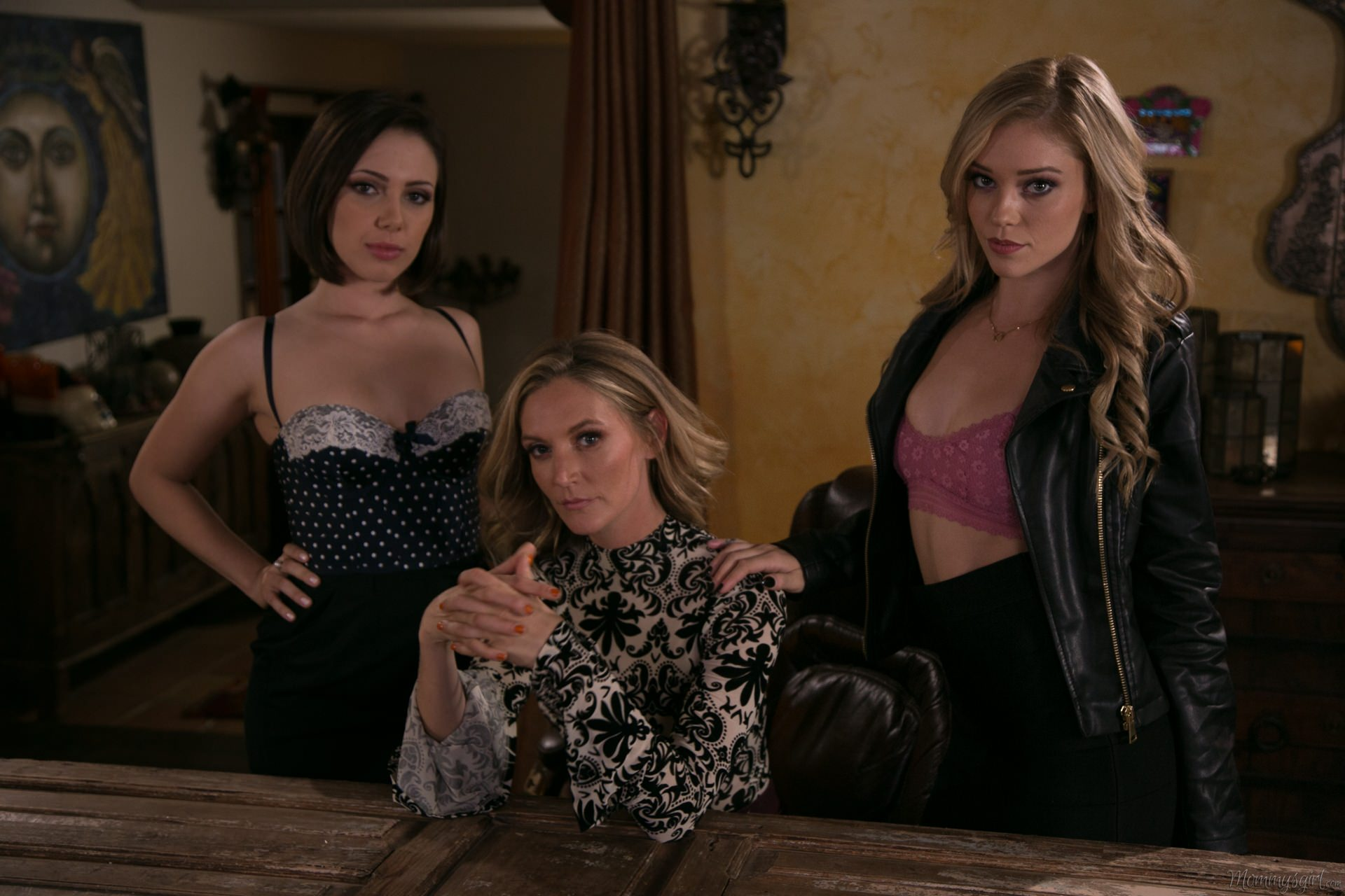 Girlsway 'The Family Business' starring Jenna Sativa (photo 1)