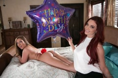 Maddy O'Reilly - The Art of Lesbian Anal: Birthday Play (Thumb 01)
