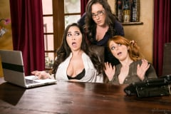 Penny Pax - Lady Boss: Caught at the Office (Thumb 24)