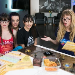 Alison Rey in 'Girlsway' Nerds Rule!: Labyrinths and Lesbians (Thumbnail 1)