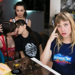 Alison Rey in 'Girlsway' Nerds Rule!: Labyrinths and Lesbians (Thumbnail 2)