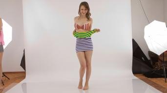 Beata Undine in 'Studio Fun'