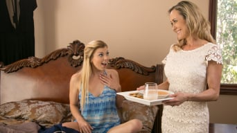 Brandi Love in 'A Show Of Faith'