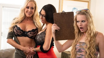 Brandi Love in 'My Mom Does WHAT'