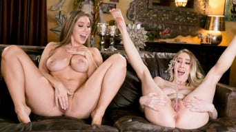 Cadence Lux in 'Squirting Surprise'