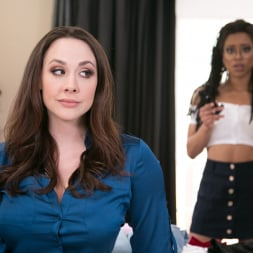Chanel Preston in 'Girlsway' The Anal Babysitter (Thumbnail 12)