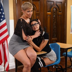 Eliza Ibarra in 'Girlsway' Nerds Rule!: A Nerd At Any Age (Thumbnail 4)