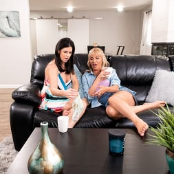 India Summer in 'Girlsway' Cougariffic: The Edge Of Her Seat (Thumbnail 1)