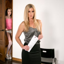 India Summer in 'Girlsway' The Timeout Chair (Thumbnail 1)