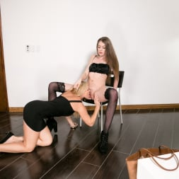 India Summer in 'Girlsway' The Timeout Chair (Thumbnail 32)