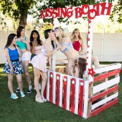 Ivy Wolfe in 'Girlsway' Caught At The Kissing Booth (Thumbnail 10)