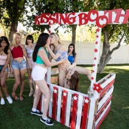 Ivy Wolfe in 'Girlsway' Caught At The Kissing Booth (Thumbnail 14)