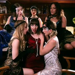 Jenna Sativa in 'Girlsway' A Flapper Girl Story (Thumbnail 1)
