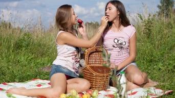 Kaitlyn in 'Village Girls'