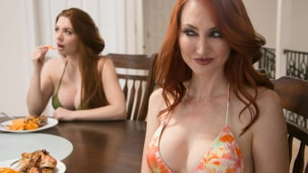 Kendra James in 'Almost Caught ... Again'