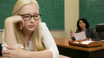 Samantha Rone in 'Detention Part One: French Profanity'