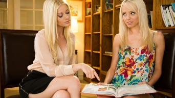 Sierra Nevadah in 'Lady Lessons Part Four: The Tutor'